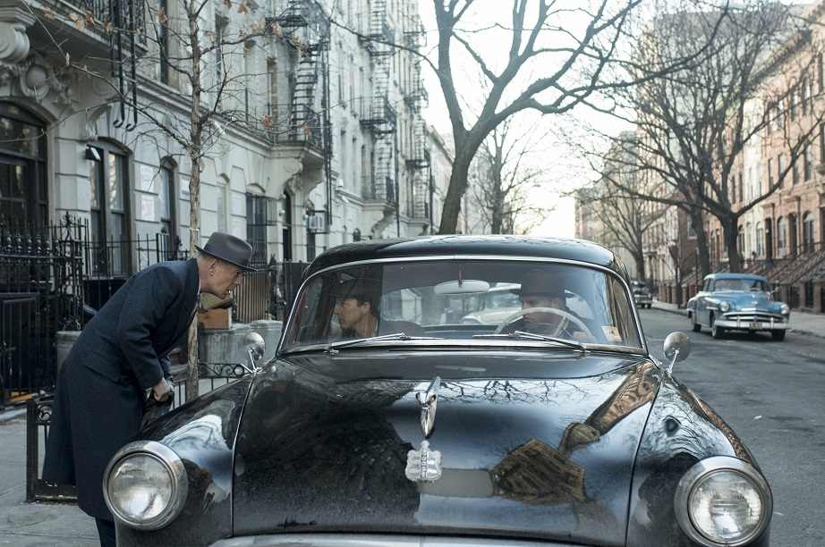 Motherless Brooklyn - Bruce Willis e Edward Norton