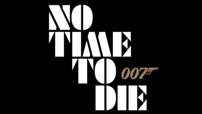 No Time to Die - banner