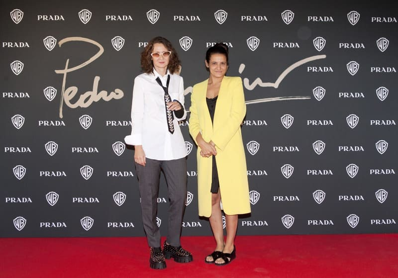 Party Pedro Almodóvar - Lucrecia Martel e Julieta Laso
