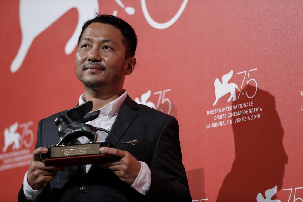 Phuttiphong Aroonpheng premiato a Venezia 75