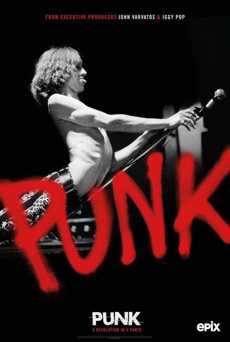 Punk - Iggy Pop