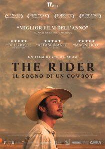 The Rider - Il sogno di un cowboy - locandina