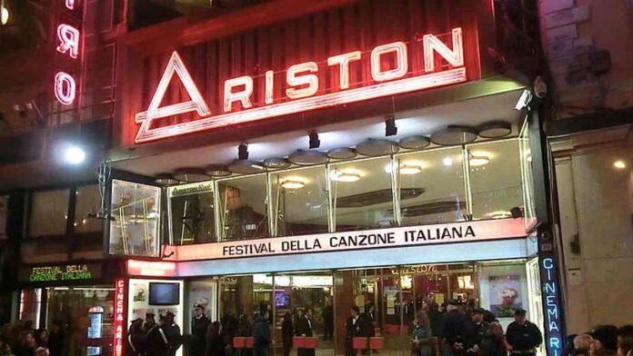 Sanremo - Teatro Ariston