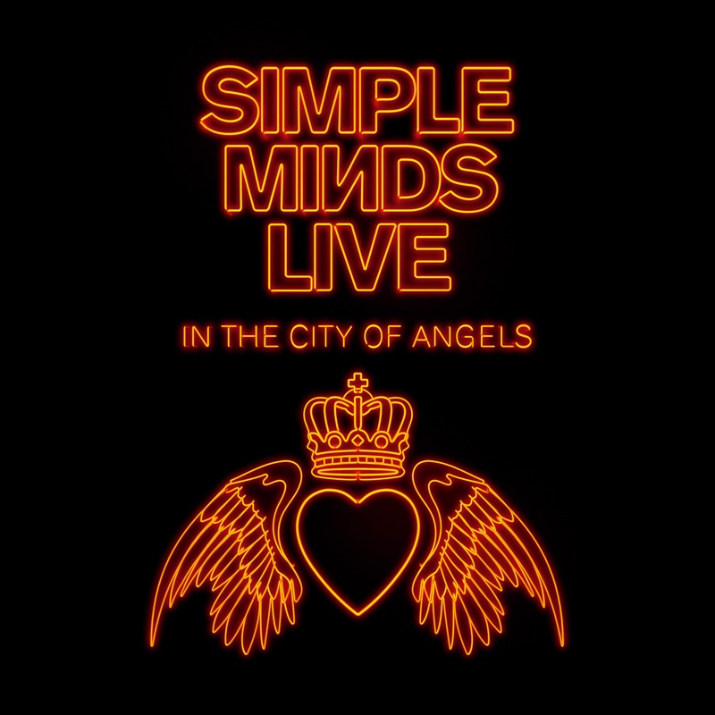 Simple Minds - In the city of angels cover