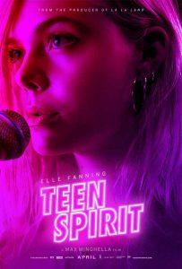 Teen spirit - A un passo dal sogno - locandina