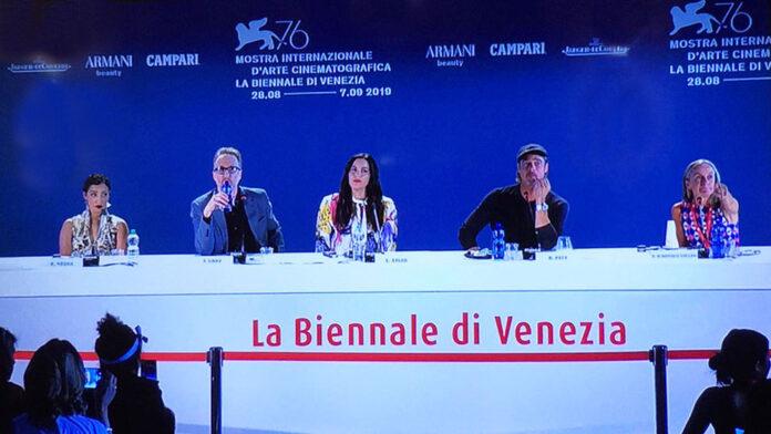 Venezia 76, conferenza stampa di Ad Astra con Brad Pitt