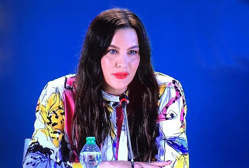 Venezia 76: Liv Tyler alla conferenza stampa di Ad Astra