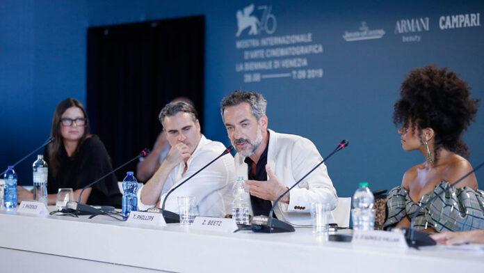 Venezia 76, Joker conferenza stampa