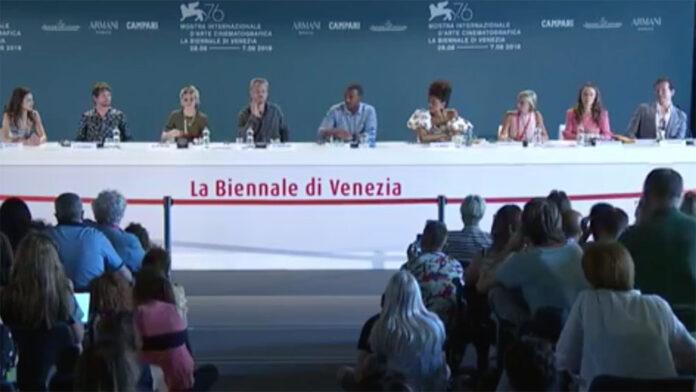 Venezia 76, la conferenza stampa di Seberg con Kristen Stewart