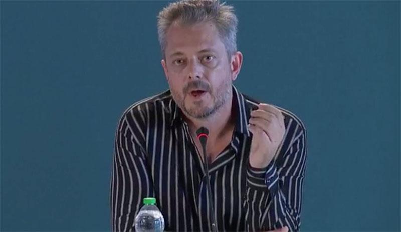 Venezia 76, il regista Benedict Andrews alla conferenza stampa di Seberg