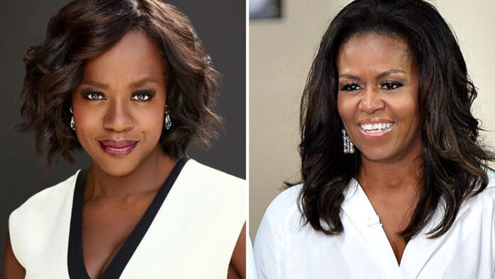 Viola Davis e Michelle Obama - First Ladies