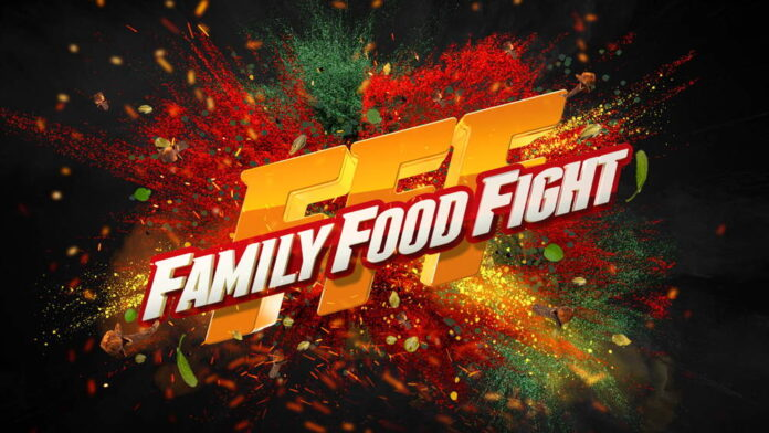 family-food-fight