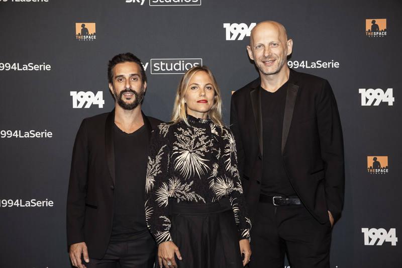 1994 - Alessandro Fabbri, Ludovica Rampoldi, Stefano Sardo