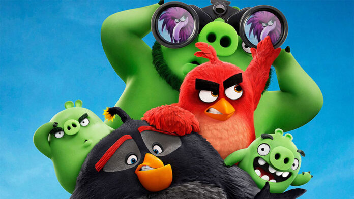 Angry Birds 2 - Nemici amici per sempre, recensione