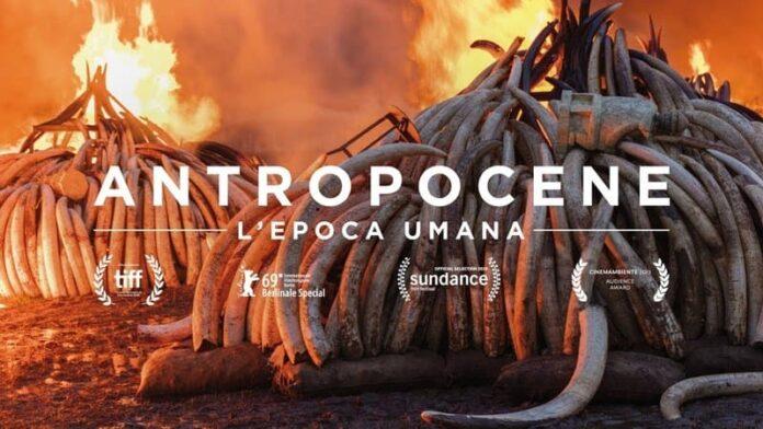 Antropocene L'epoca umana - locandina