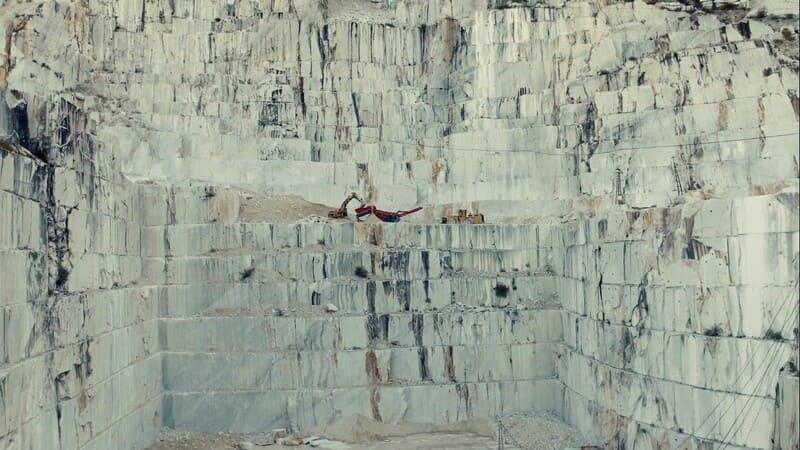 Antropocene - cave di marmo, Carrara