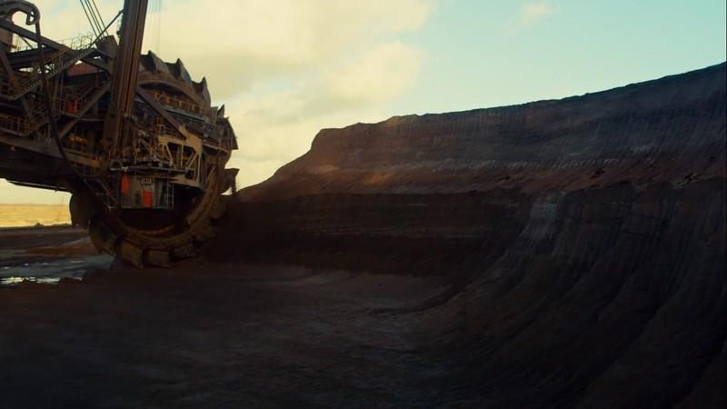 Antropocene - miniere di Immerath, Germania