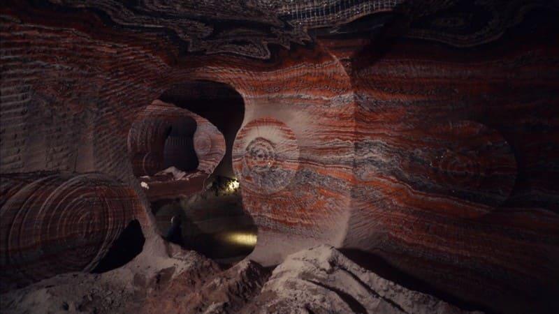 Antropocene - miniere potassio Bereznik, monti Urali