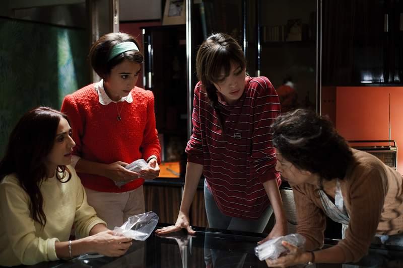 Brave ragazze - Ambra Angiolini, Silvia D'Amico, Ilenia Pastorelli e Serena Rossi