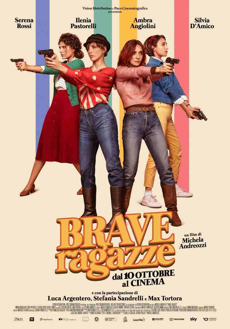 Brave ragazze - poster