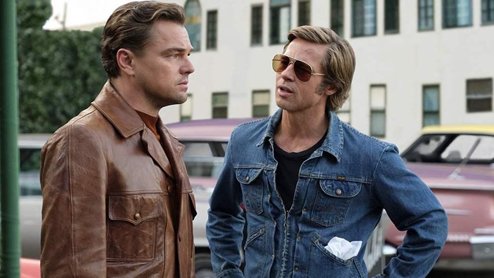 C'era una volta... a Hollywood - Leonardo DiCaprio e Brad Pitt