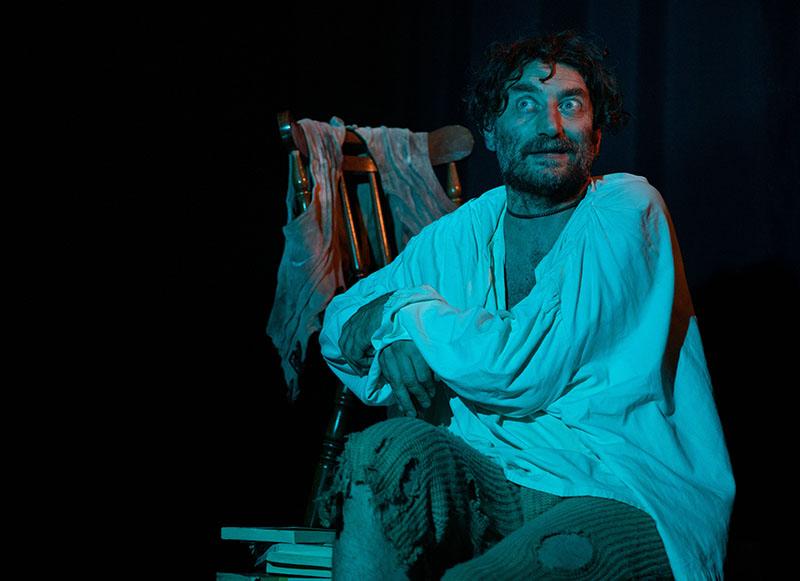 Teatrosophia 2019/2020: Edipus di Giovanni Testori