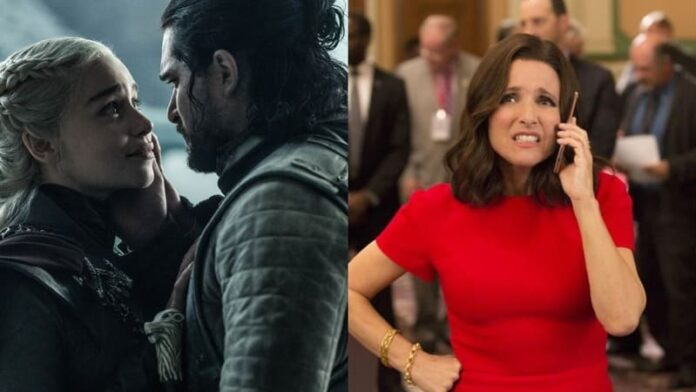 Emmy 2019 scommesse Stanleybet - Game of Thrones e Veep