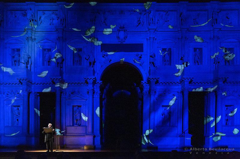 Apologia di Socrate: Enrico Lo Verso al Teatro Olimpico di Vicenza