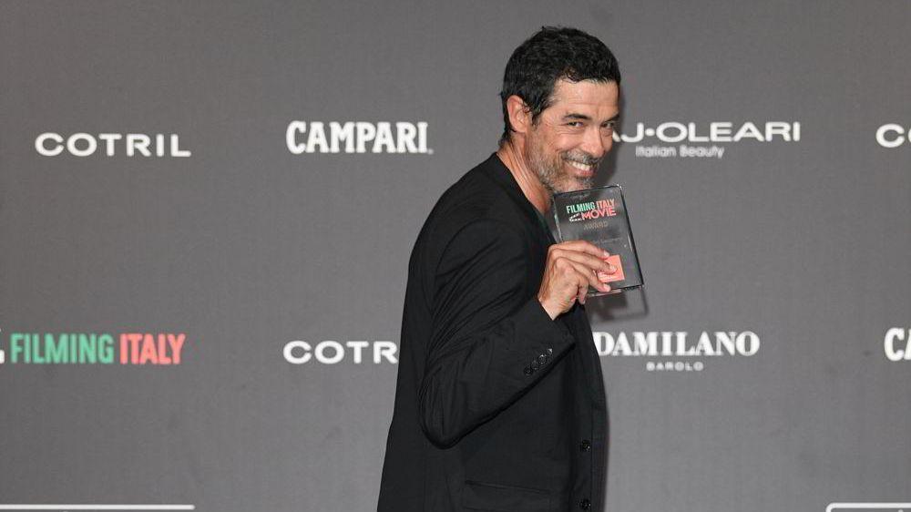 FILMING ITALY BEST MOVIE AWARD - Alessandro Gassmann