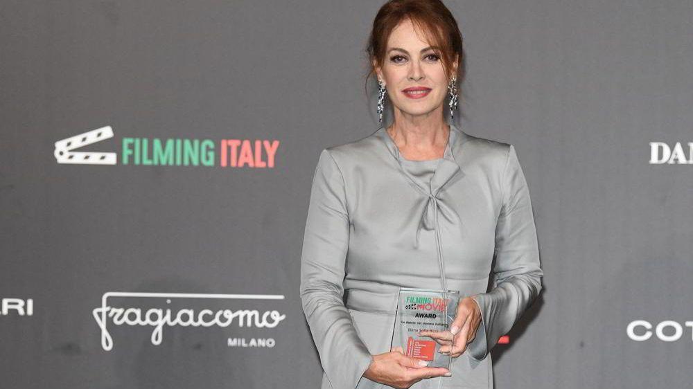 FILMING ITALY BEST MOVIE AWARD - Elena Sofia Ricci
