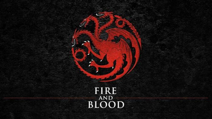 Game of Thrones prequel - Fire & Blood