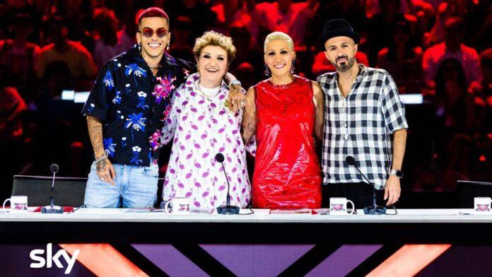 Giuria X Factor 13