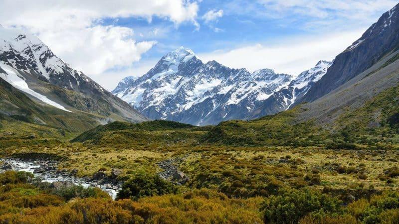 Il Signore degli Anelli location - Nuova Zelanda