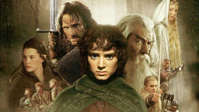 Il Signore degli anelli - cast film