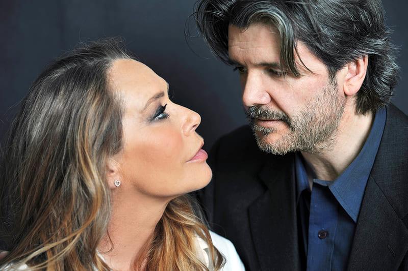Il diario di Adamo ed Eva - Barbara De Rossi e Francesco Branchetti
