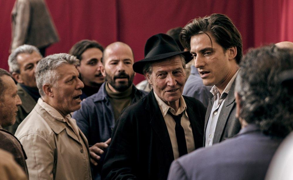 Martin Eden - Carlo Cecchi e Luca Marinelli
