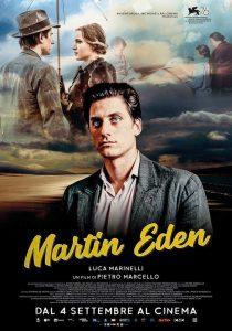Martin Eden - locandina