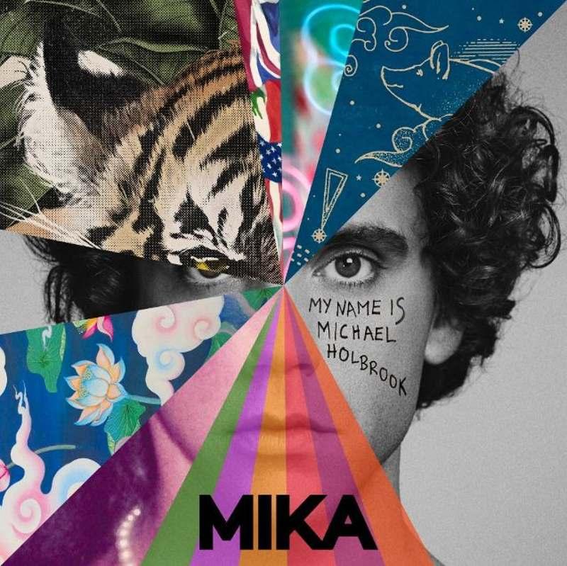 Mika - cover nuovo album
