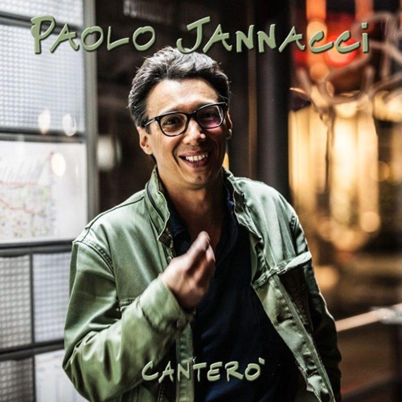 Paolo Jannacci - Canterò cover