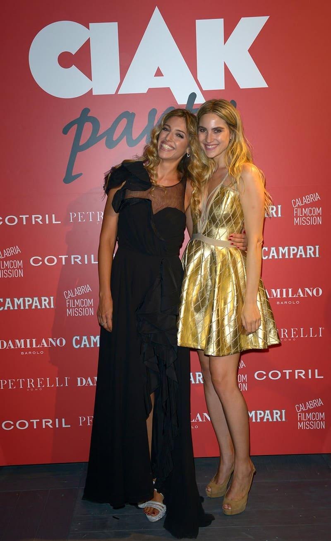 Party Ciak - Guenda Goria e Miriam Galanti