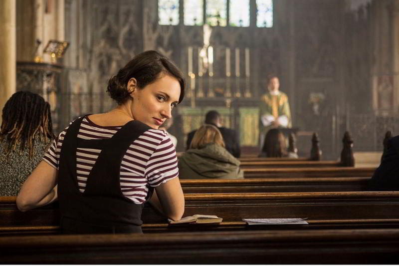 Phoebe Waller-Bridge in una scena di Fleabag