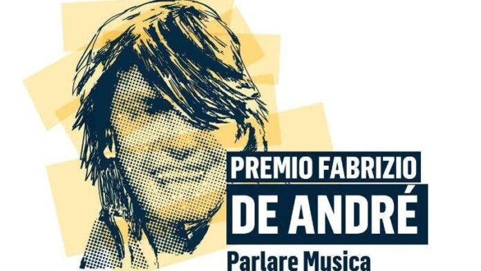 Premio Fabrizio De Andrè - logo