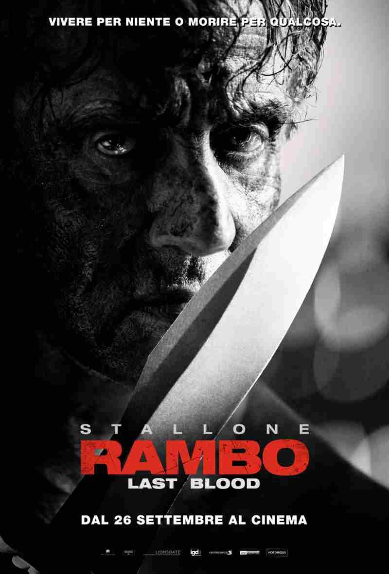 Rambo – Last Blood- manifesto