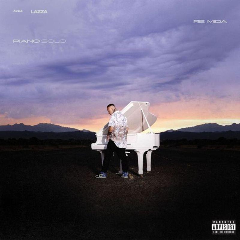 Re Mida Piano Solo cover - Lazza