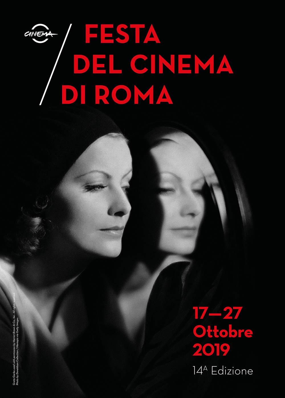 RomaFF14 - Festa del Cinema di Roma 2019 - Locandina