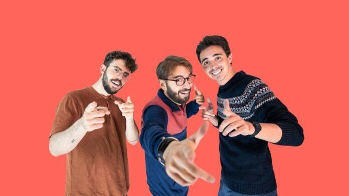 membri della band Fun dating