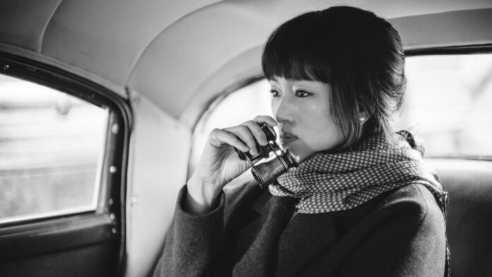 Saturday Fiction - Gong Li