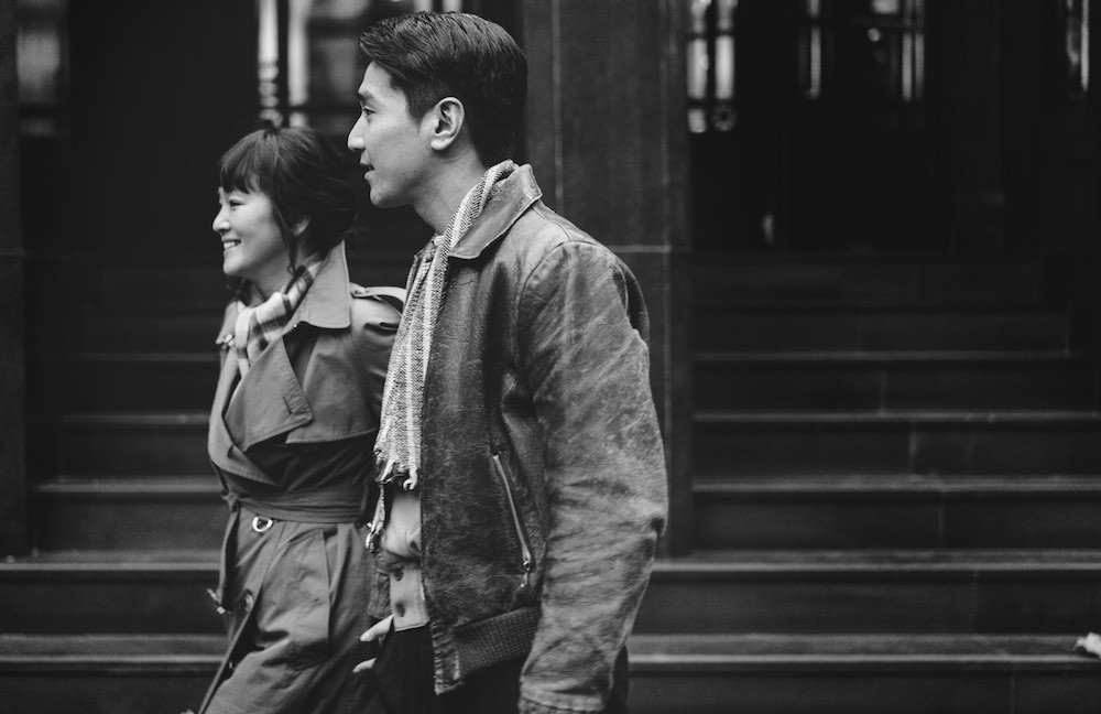Saturday Fiction - Gong Li e Mark Chao