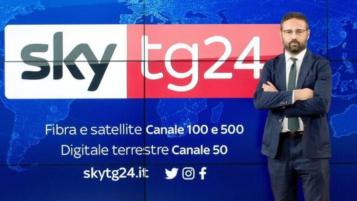 Sky TG24 - Giuseppe De Bellis