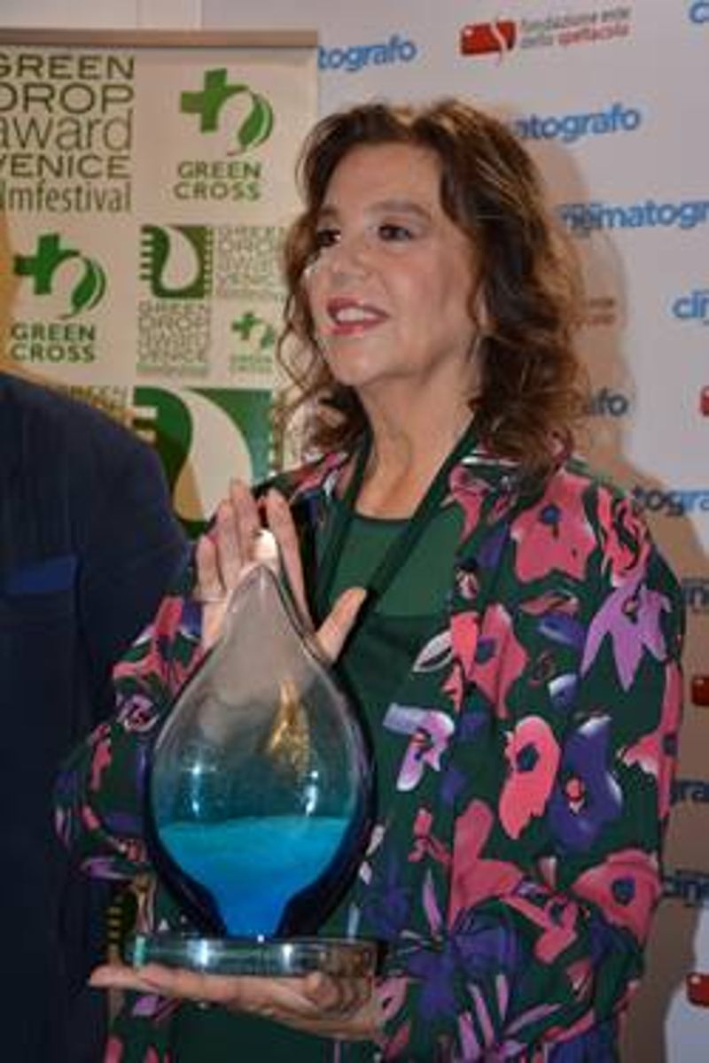 Stefania Sandrelli - Green Drop Award 2019